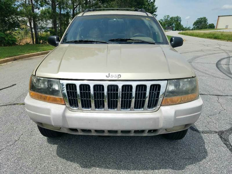 2000 Jeep Grand Cherokee for sale at Palmetto Used Cars in Piedmont SC