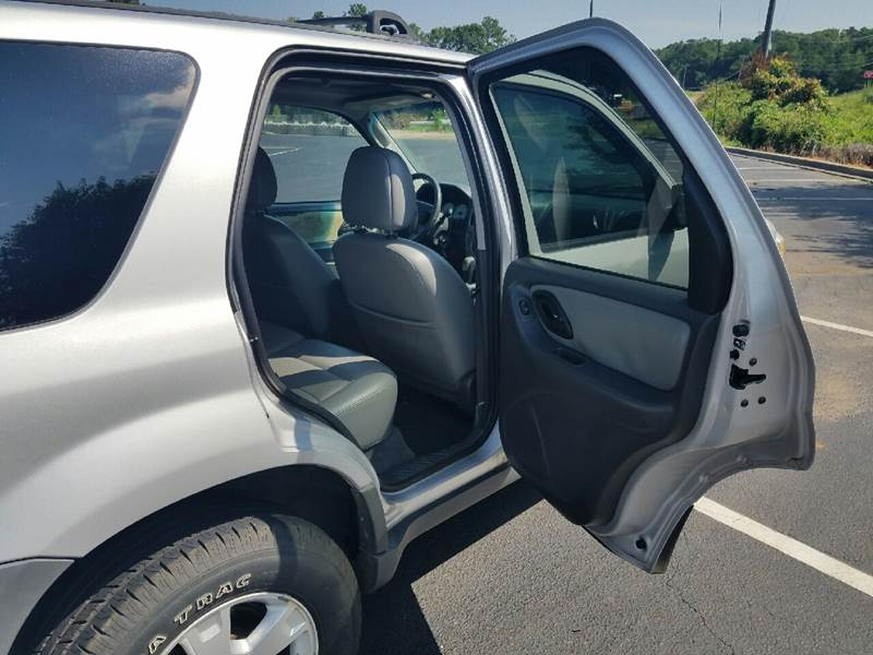 2005 Ford Escape for sale at Palmetto Used Cars in Piedmont SC