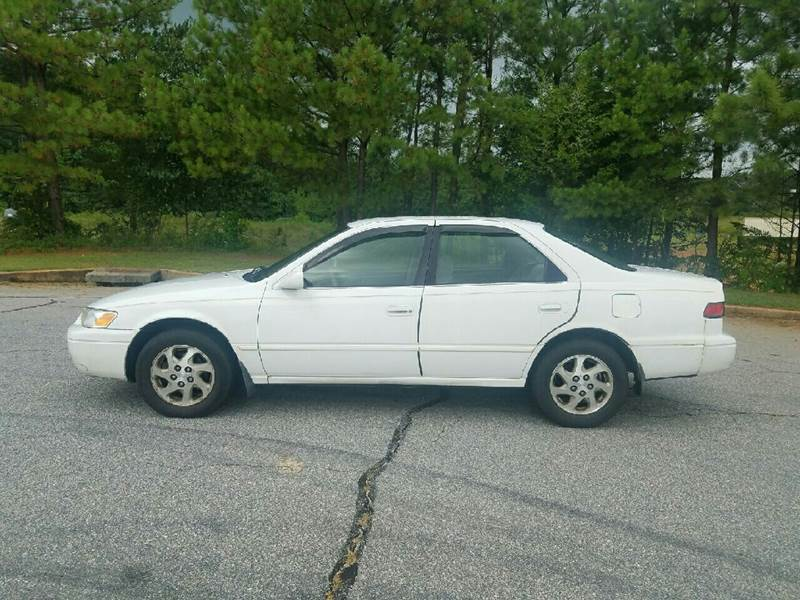 1999 Toyota Camry for sale at Palmetto Used Cars in Piedmont SC