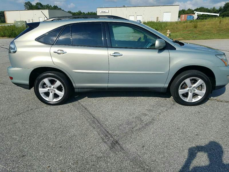 2008 Lexus RX 350 for sale at Palmetto Used Cars in Piedmont SC