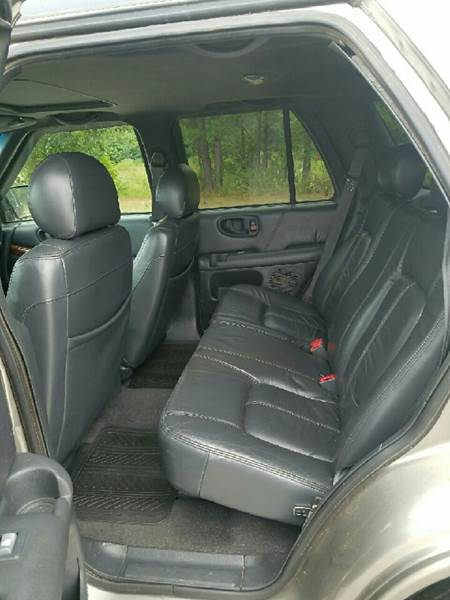 2001 Oldsmobile Bravada for sale at Palmetto Used Cars in Piedmont SC