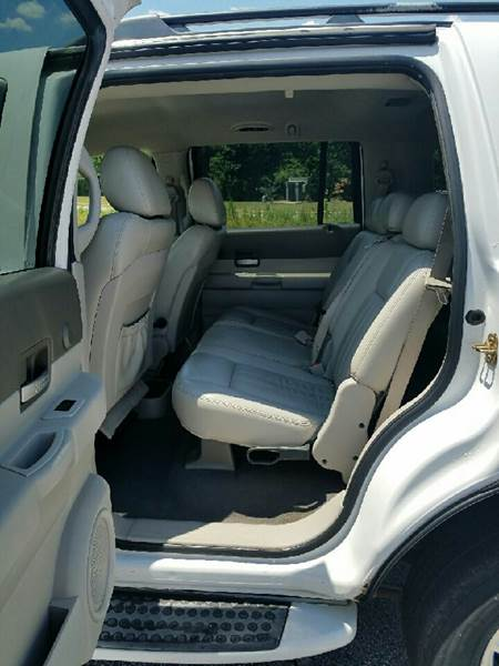 2004 Dodge Durango for sale at Palmetto Used Cars in Piedmont SC