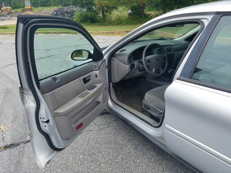 2003 Ford Taurus for sale at Palmetto Used Cars in Piedmont SC