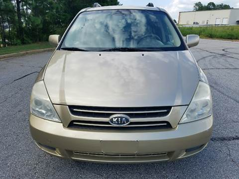 2006 Kia Sedona for sale at Palmetto Used Cars in Piedmont SC