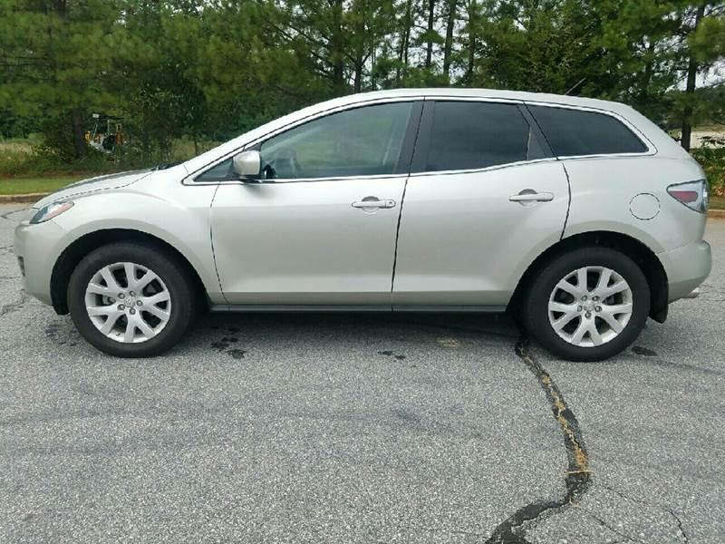 2008 Mazda CX-7 for sale at Palmetto Used Cars in Piedmont SC