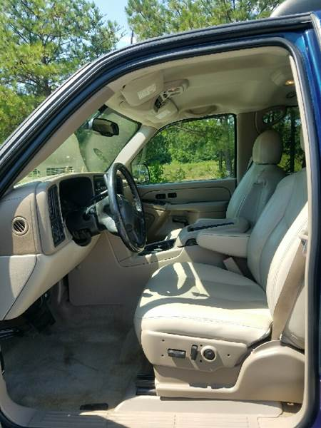 2004 Chevrolet Tahoe for sale at Palmetto Used Cars in Piedmont SC