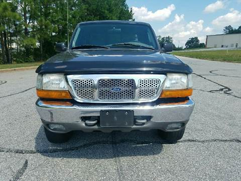 1999 Ford Ranger for sale at Palmetto Used Cars in Piedmont SC