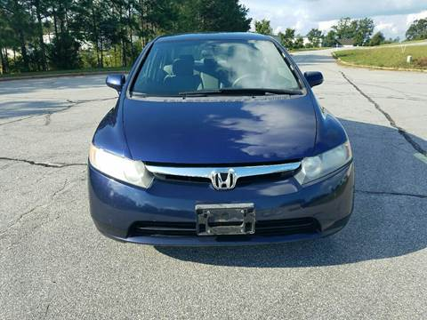 2007 Honda Civic for sale at Palmetto Used Cars in Piedmont SC