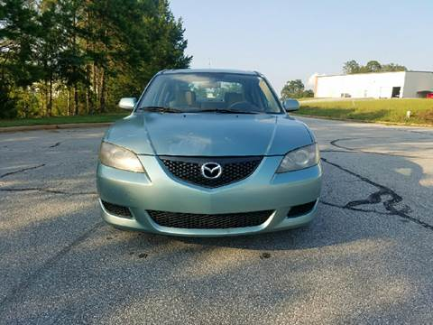 2004 Mazda MAZDA3 for sale at Palmetto Used Cars in Piedmont SC