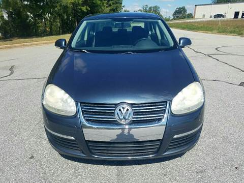 2008 Volkswagen Passat for sale at Palmetto Used Cars in Piedmont SC
