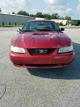 2000 Ford Mustang for sale at Palmetto Used Cars in Piedmont SC