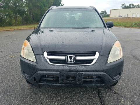 2003 Honda CR-V for sale at Palmetto Used Cars in Piedmont SC