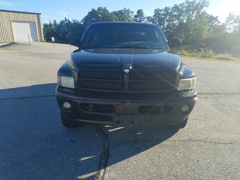 1999 Dodge Ram Pickup 1500 for sale at Palmetto Used Cars in Piedmont SC