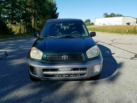 2003 Toyota RAV4 for sale at Palmetto Used Cars in Piedmont SC