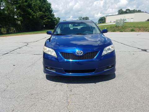 2009 Toyota Camry For Sale At Palmetto Used Cars In Piedmont SC