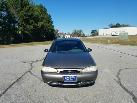 2002 Ford Escort For Sale In Piedmont Sc