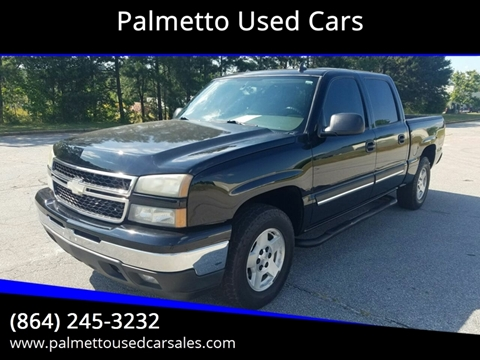 2006 Chevrolet Silverado 1500 for sale in Piedmont, SC