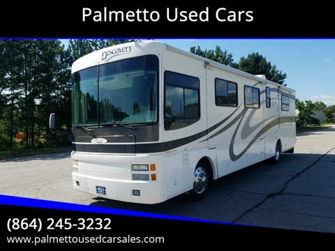 2001 Fleetwood Discovery 37u for sale in Piedmont, SC