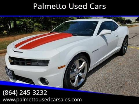 2010 Chevrolet Camaro for sale in Piedmont, SC