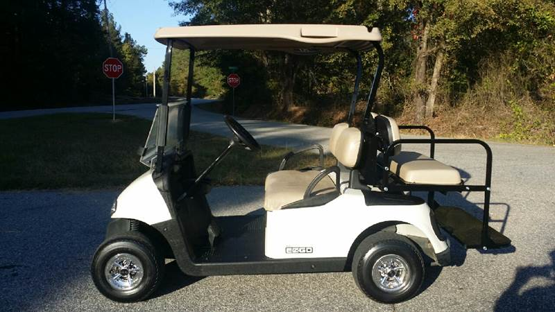 2013 E-Z-GO RXV for sale at Palmetto Used Cars in Piedmont SC