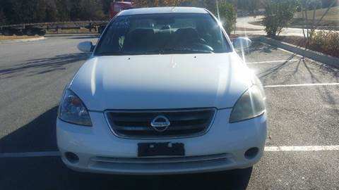 2004 Nissan Altima for sale in Piedmont, SC