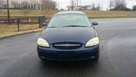 2001 Ford Taurus for sale in Piedmont, SC