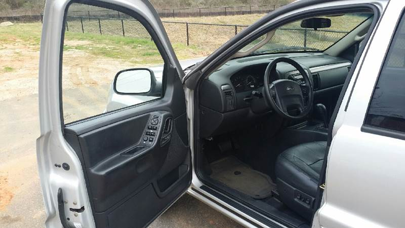 2004 Jeep Grand Cherokee for sale at Palmetto Used Cars in Piedmont SC