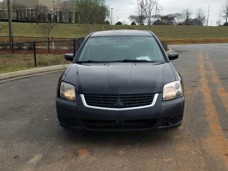 2009 Mitsubishi Galant for sale at Palmetto Used Cars in Piedmont SC