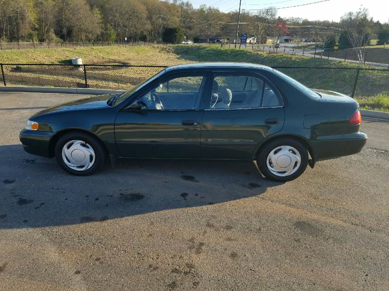 2000 Toyota Corolla for sale at Palmetto Used Cars in Piedmont SC