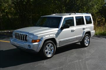 2006 Jeep Commander for sale in Roselle, IL