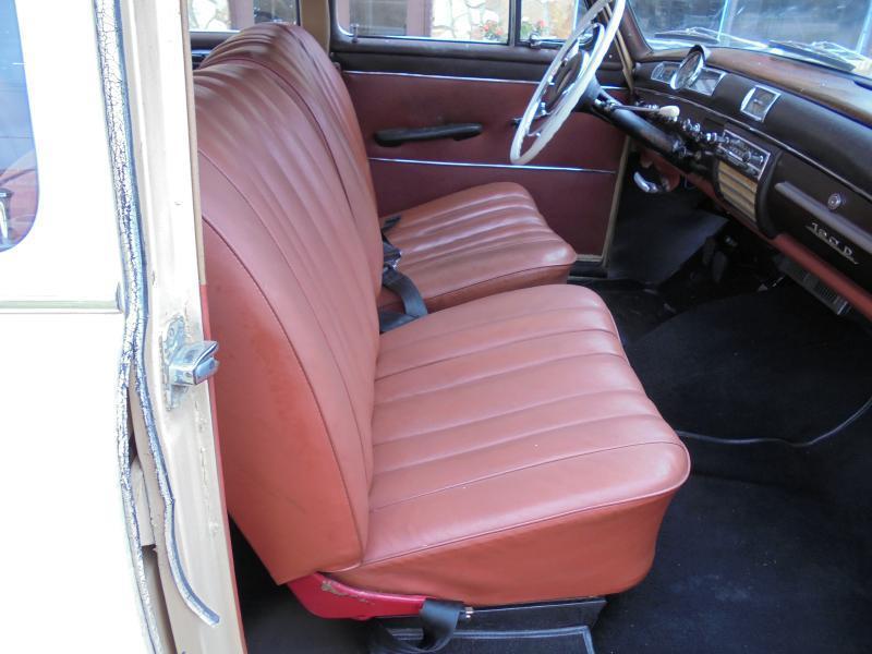 1959 Mercedes-Benz 190 D  - Murphy TX