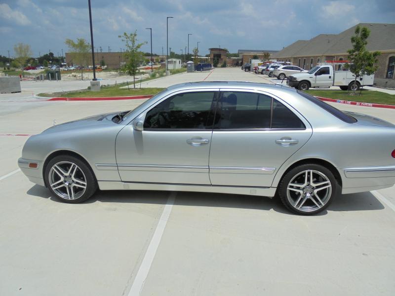 2001 Mercedes-Benz E-Class E 320 4dr Sedan - Murphy TX