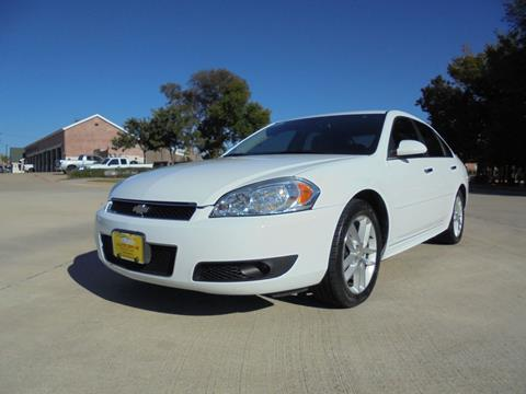 2014 Chevrolet Impala Limited for sale in Murphy, TX