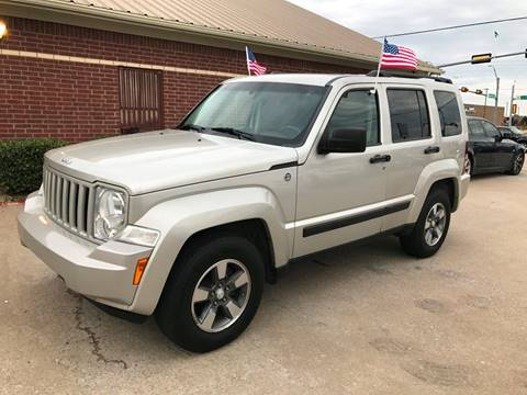 2008 Jeep Liberty for sale in Murphy, TX