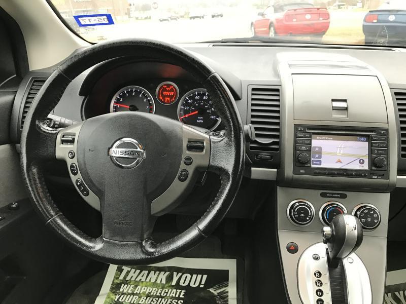 2012 Nissan Sentra 2.0 SR 4dr Sedan - Murphy TX