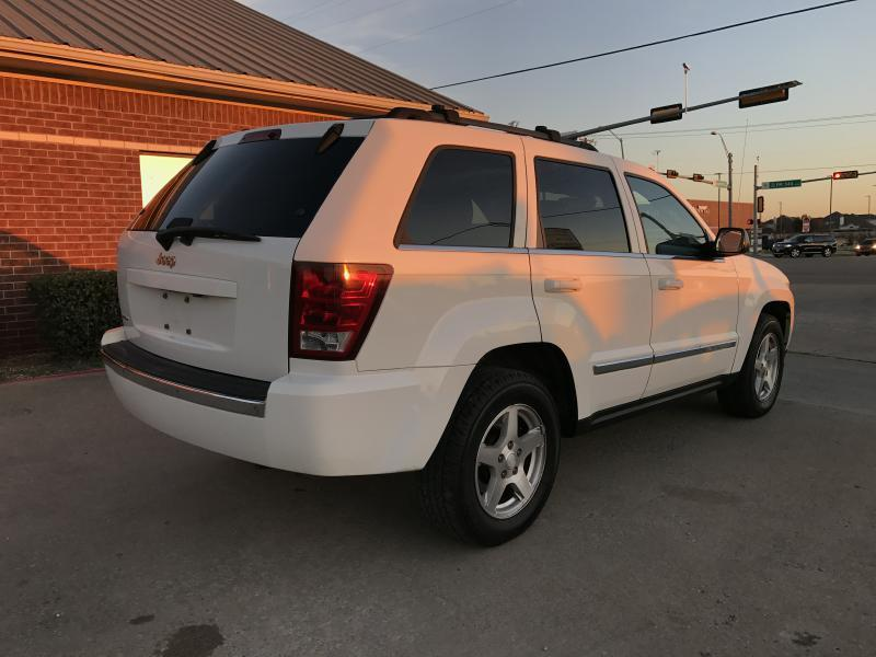 2006 Jeep Grand Cherokee Limited 4dr SUV w/ Front Side Airbags - Murphy TX