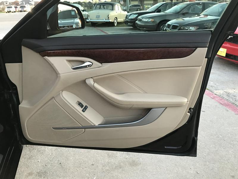 2008 Cadillac CTS 3.6L DI 4dr Sedan - Murphy TX