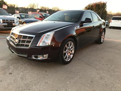 2008 Cadillac CTS