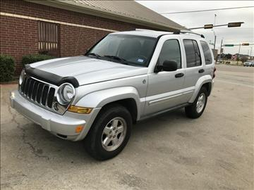 2006 Jeep Liberty for sale in Murphy, TX