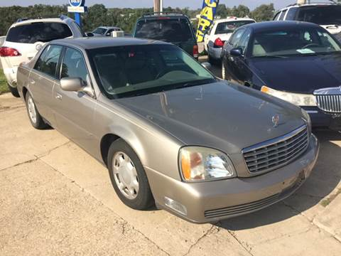 2000 Cadillac DeVille for sale in Osage Beach, MO
