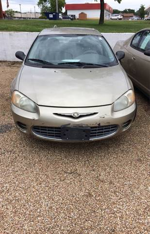 2002 Chrysler Sebring for sale in Camdenton, MO