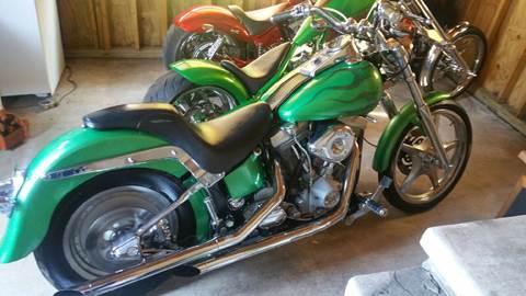 1999 Harley-Davidson Softtail for sale in Warren, OH