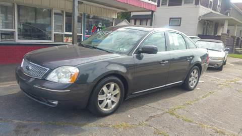 2007 Ford Five Hundred for sale in Warren, OH