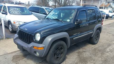2003 Jeep Liberty For Sale At Mazcool 1 Auto Outlet LLC In Warren OH