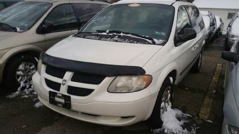 2004 Dodge Caravan for sale in Warren, OH