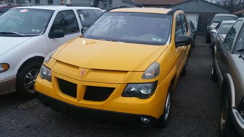2002 Pontiac Aztek for sale in Warren, OH