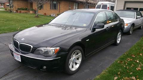2006 Bmw 750i >> 2006 Bmw 7 Series For Sale Carsforsale Com