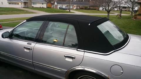 1999 Ford Crown Victoria for sale in Warren, OH