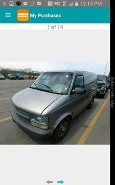 2005 Chevrolet Astro for sale in Warren, OH
