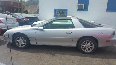 Chevrolet Camaro For Sale In Warren Oh Carsforsale Com